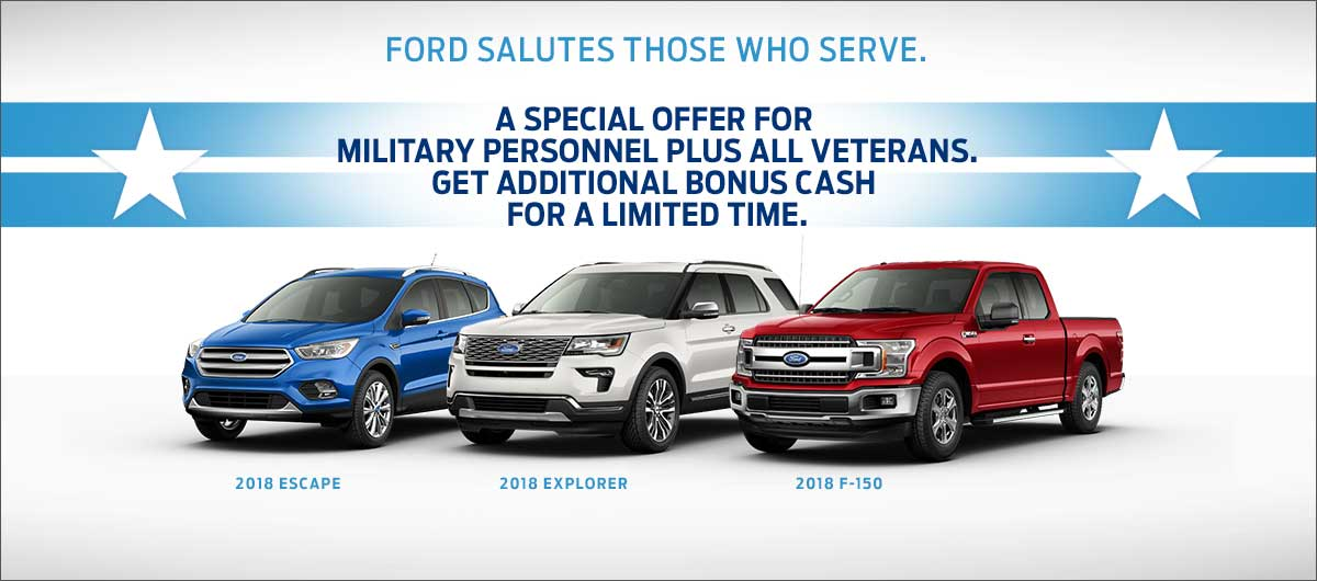 Spradley Barr Ford >> Ford Military Discount at Spradley Barr Ford Ft. Collins
