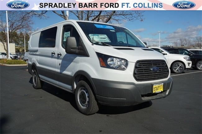 11ec29caa9 New 2018 Ford Transit-250 Base Cargo Van for sale in Fort Collins