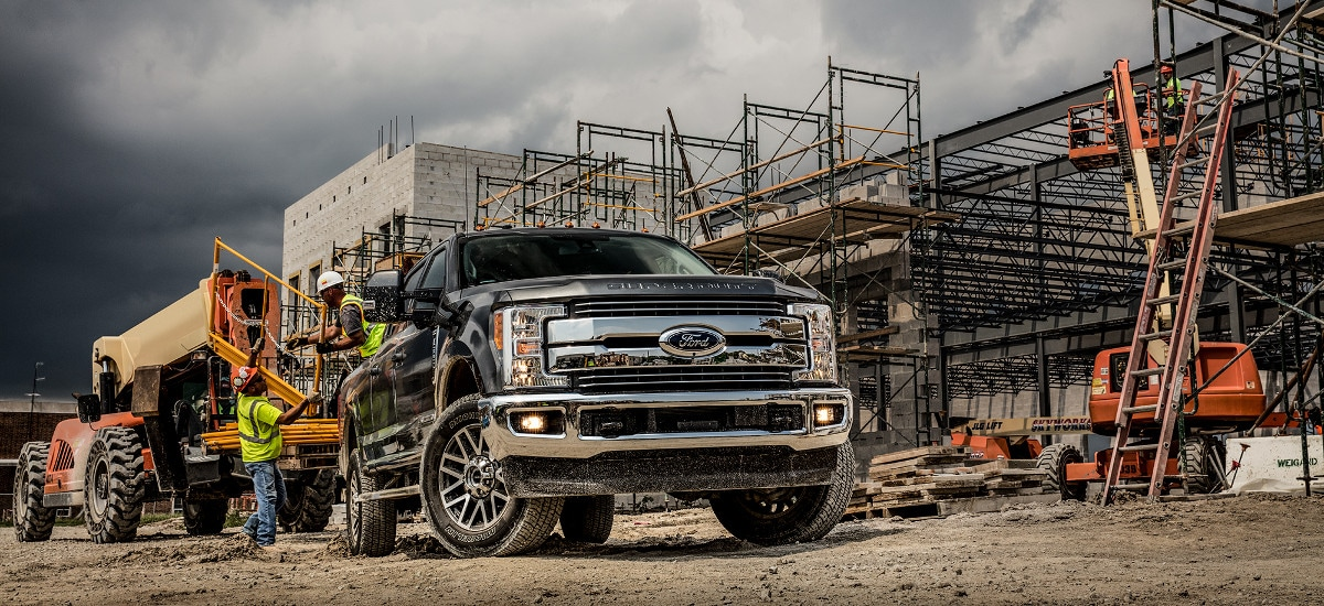 Spradley Barr Ford >> Work Trucks in Fort Collins | Spradley Barr Ford Ft. Collins