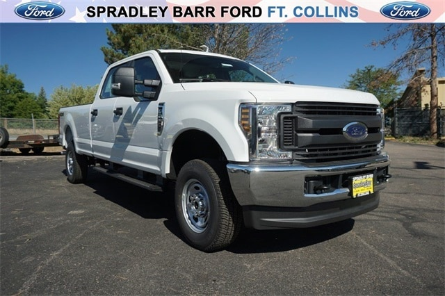New 2019 Ford F-250SD XL Truck For Sale in Fort Collins