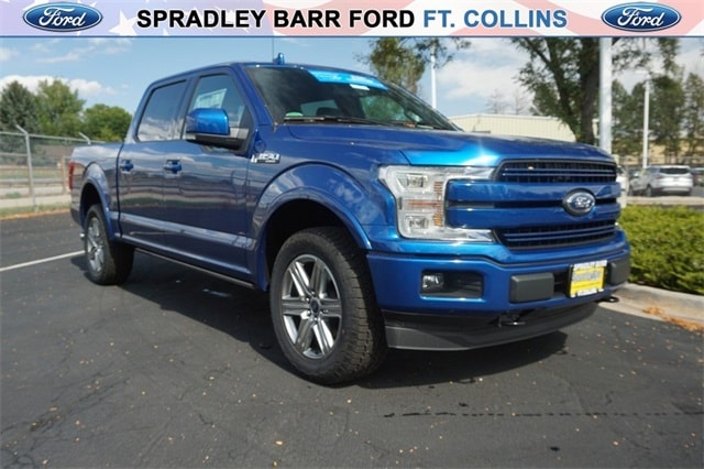 New 2018 Ford F-150 Lariat Truck For Sale in Fort Collins