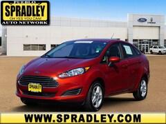 Certified Pre- Owned Cars  2018 Ford Fiesta SE Sedan For Sale in Pueblo CO