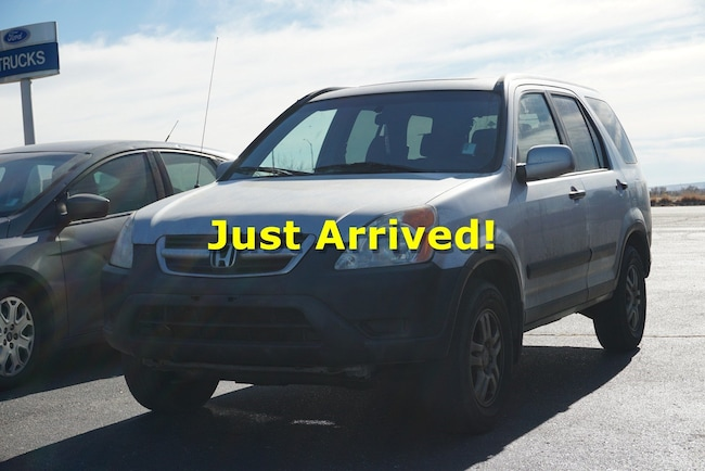 Used 2002 Honda CR-V EX SUV For Sale in Pueblo, CO