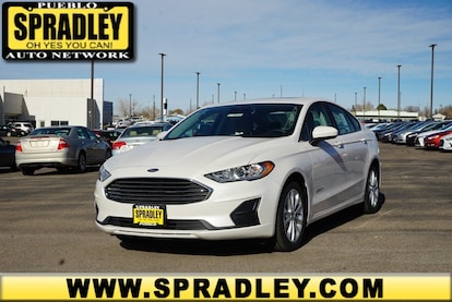 New 2019 Ford Fusion Hybrid For Sale at Spradley Ford | Stk