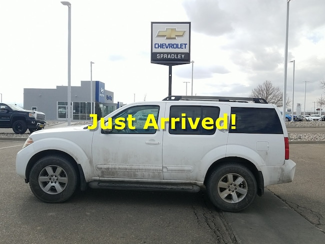 Used 2008 Nissan Pathfinder SE SUV For Sale in Pueblo, CO