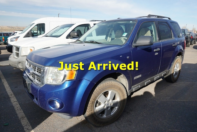 Used 2008 Ford Escape XLT 3.0L SUV For Sale in Pueblo, CO