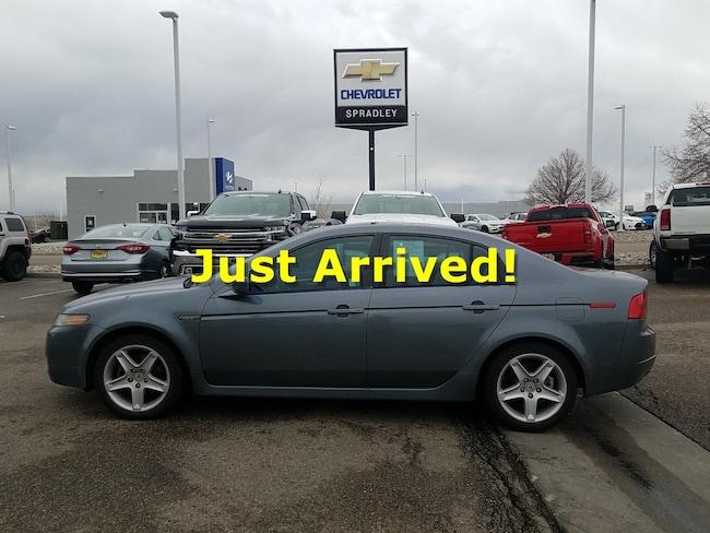 Used 2004 Acura TL Base w/Nav System Sedan For Sale in Pueblo, CO