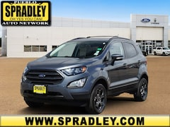 Certified Pre- Owned Cars  2018 Ford EcoSport SES SUV For Sale in Pueblo CO