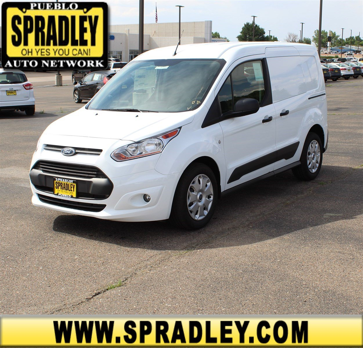 2018 Ford Transit Connect XLT Cargo Van Van