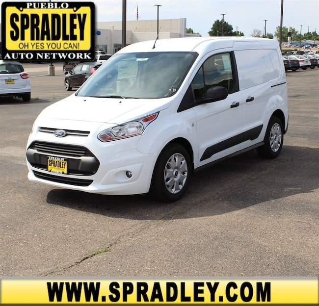 New 2018 Ford Transit Connect XLT Cargo Van Van For Sale in Pueblo, CO