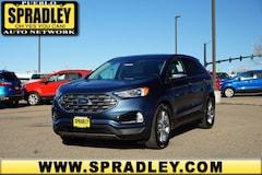New Cars  2019 Ford Edge Titanium SUV For Sale in Pueblo CO