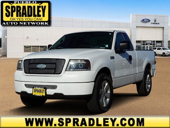 Used 2006 Ford F-150 Truck Regular Cab For Sale in Pueblo, CO