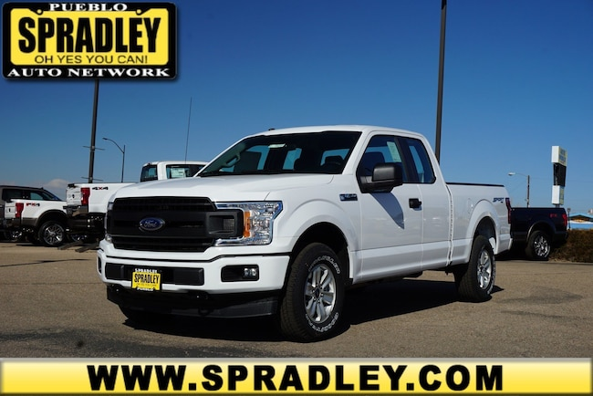 New 2019 Ford F-150 XL Truck SuperCab Styleside For Sale in Pueblo, CO