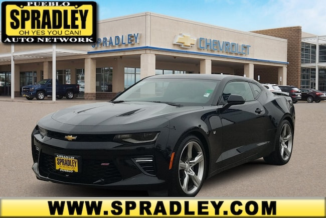 Used 2018 Chevrolet Camaro For Sale At Spradley Ford Lincoln Inc