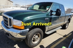 Bargain Cars  2001 Ford F-250 Truck Super Cab For Sale in Pueblo CO