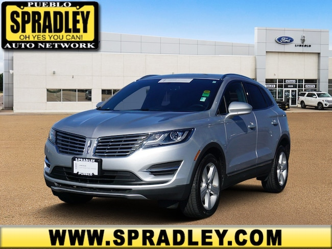 Certified 2015 Lincoln MKC SUV For Sale in Pueblo, CO