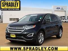 Certified Pre- Owned Cars  2015 Ford Edge Titanium SUV For Sale in Pueblo CO
