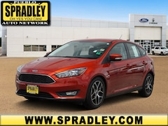 Certified Pre- Owned Cars  2018 Ford Focus SEL Hatchback For Sale in Pueblo CO