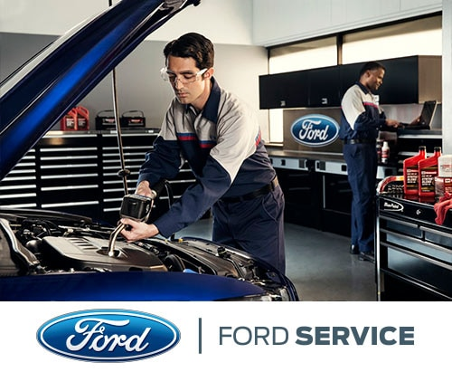 Ford Service Department | Spradley Ford Lincoln Inc