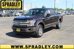 New Cars  2018 Ford F-150 Lariat Truck SuperCrew Cab For Sale in Pueblo CO