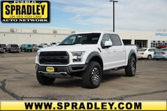 New Cars  2019 Ford F-150 Raptor Truck SuperCrew Cab For Sale in Pueblo CO