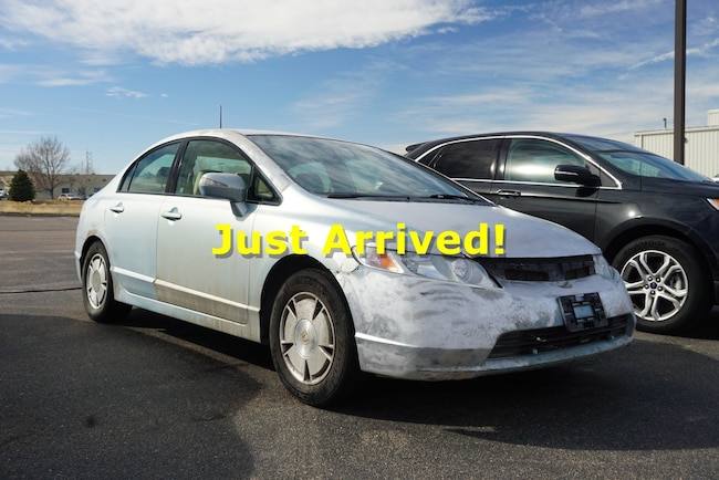 Used 2007 Honda Civic Hybrid Base Sedan For Sale in Pueblo, CO