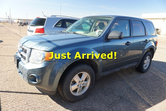 Used 2012 Ford Escape XLS SUV For Sale in Pueblo, CO