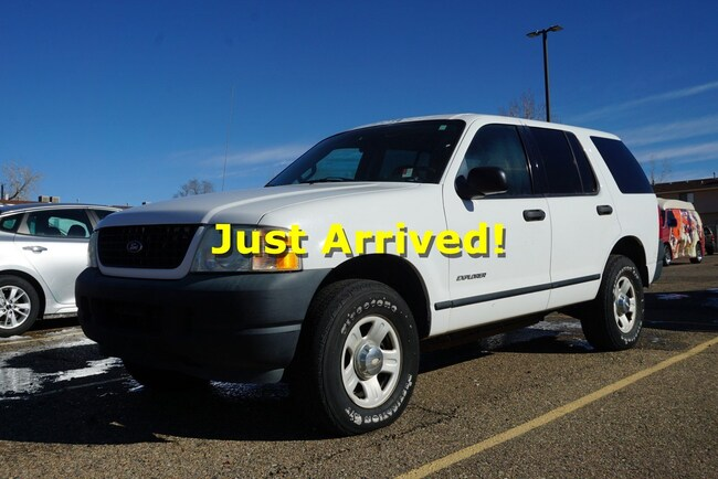Used 2005 Ford Explorer SUV For Sale in Pueblo, CO
