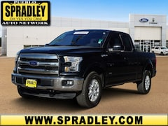 Certified Pre- Owned Cars  2016 Ford F-150 For Sale in Pueblo CO