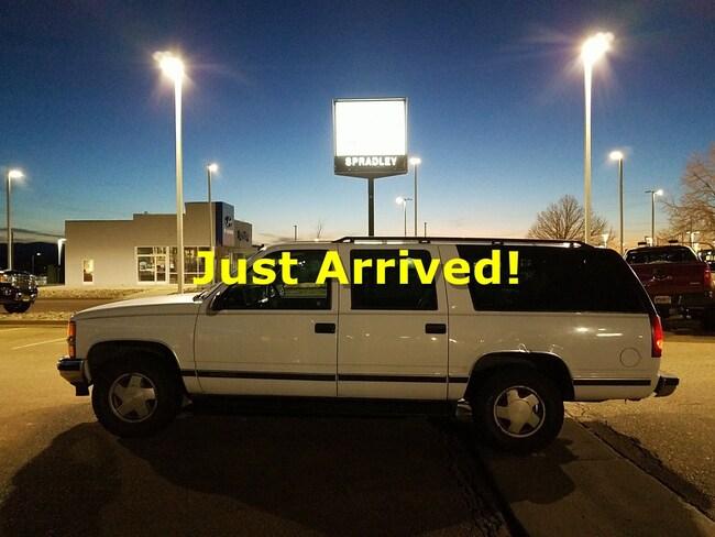 Used 1996 Chevrolet Suburban 1500 Cheyenne SUV For Sale in Pueblo, CO
