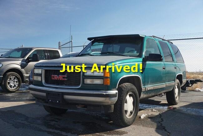 Used 1995 GMC Yukon Base SUV For Sale in Pueblo, CO