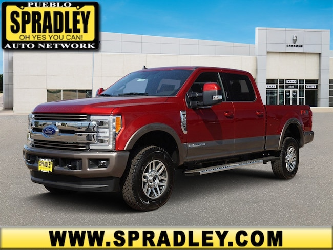 new 2019 ford f-250 for sale at spradley ford lincoln inc.   vin