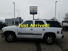 Used Cars  2002 Chevrolet Tahoe SUV For Sale in Pueblo CO