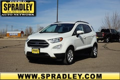 Buy a 2019 Ford EcoSport for sale in Pueblo CO
