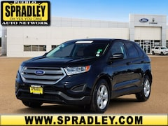 Certified Pre- Owned Cars  2016 Ford Edge SE SUV For Sale in Pueblo CO
