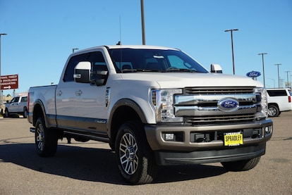 New 2019 Ford Superduty For Sale at Spradley Ford | Stk #: F5385