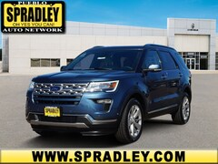 New Cars  2018 Ford Explorer Limited SUV For Sale in Pueblo CO