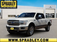 New Cars  2018 Ford F-150 King Ranch Truck SuperCrew Cab For Sale in Pueblo CO
