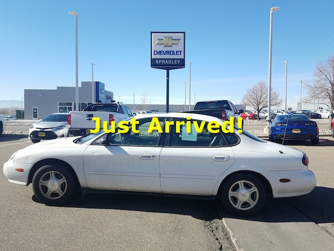Used 1999 Ford Taurus Sedan For Sale in Pueblo, CO