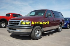 Bargain Cars  1998 Ford F-150 Truck Regular Cab For Sale in Pueblo CO
