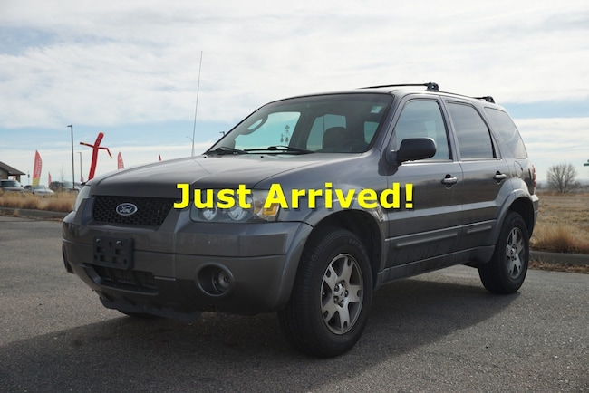 Used 2005 Ford Escape Limited 3.0L Automatic SUV For Sale in Pueblo, CO