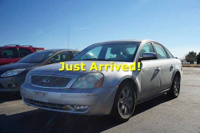 Used 2007 Ford Five Hundred SEL Sedan For Sale in Pueblo, CO