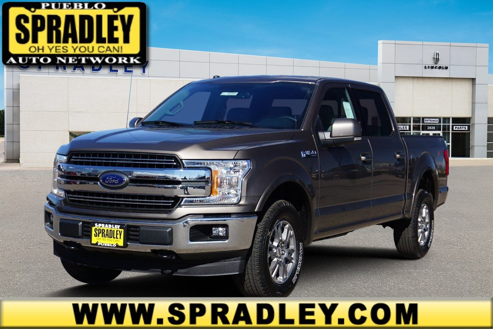 New 2018 Ford F 150 For Sale Pueblo Co 1970 F100 Gas Tank