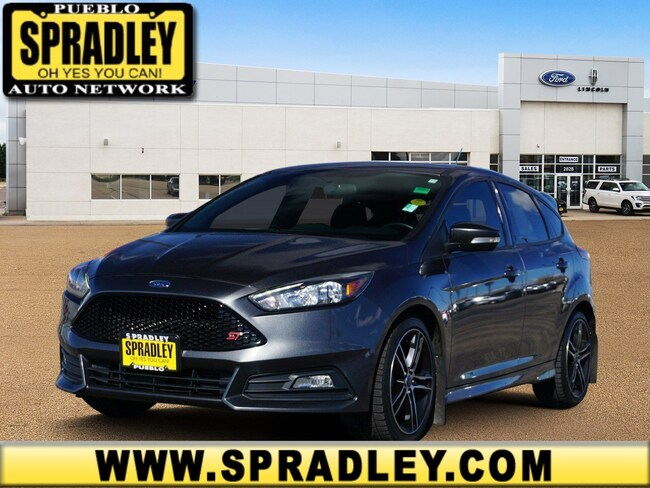 Used 2015 Ford Focus St For Sale At Spradley Ford Lincoln Inc Vin