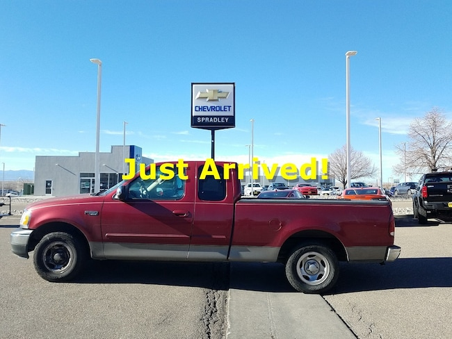 Used 2002 Ford F-150 Truck Super Cab For Sale in Pueblo, CO