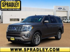 Certified Pre- Owned Cars  2018 Ford Expedition Limited SUV For Sale in Pueblo CO