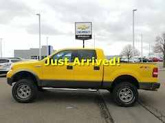 Bargain Cars  2004 Ford F-150 SuperCrew Truck SuperCrew Cab For Sale in Pueblo CO