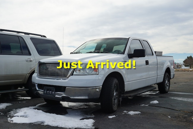 Used 2005 Ford F-150 Truck Super Cab For Sale in Pueblo, CO