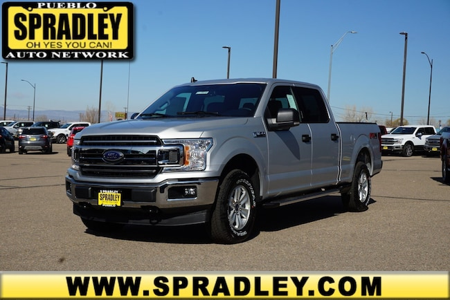 New 2019 Ford F-150 XLT Truck SuperCrew Cab For Sale in Pueblo, CO