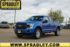 Buy a new 2019 Ford F-150 XL Truck SuperCab Styleside for sale in Pueblo CO